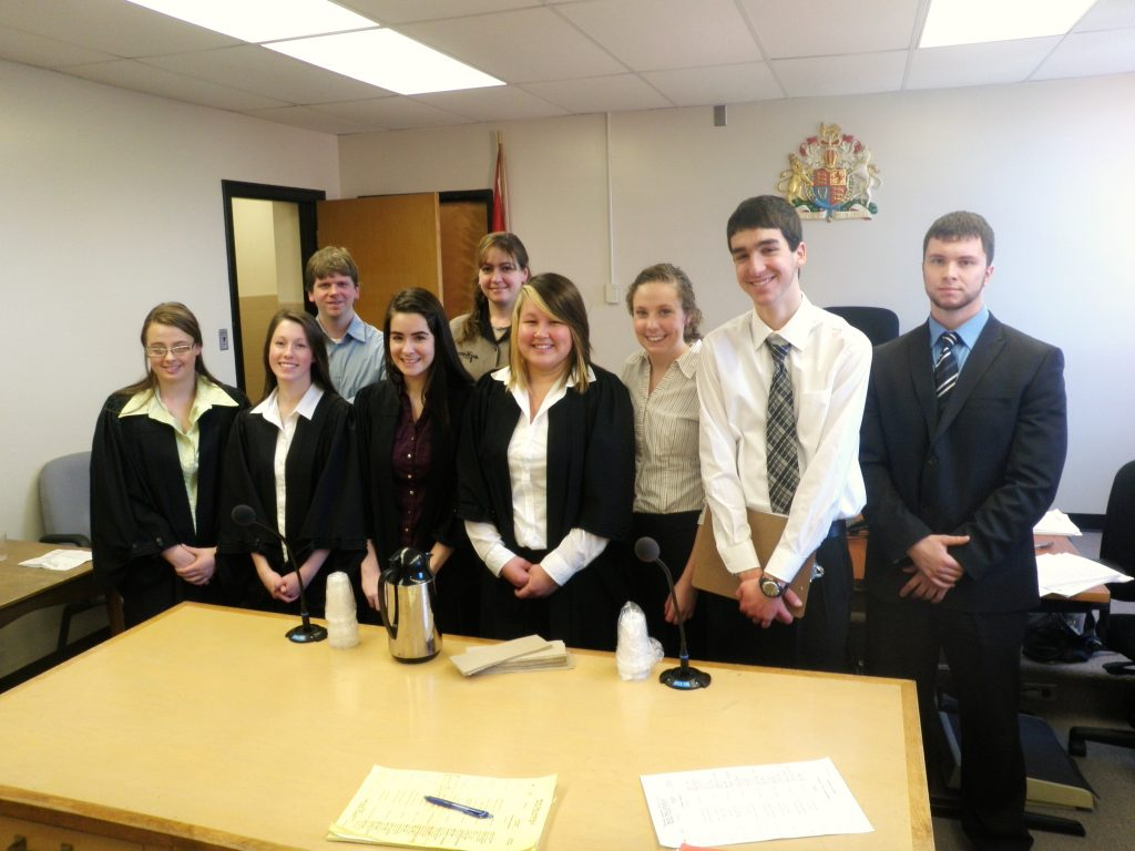 Mock Trial Team Confederation Secondary School
